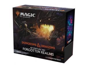 Magic The Gathering D&D Avventure Nei Forgotten Realms Bundle Italian Wizards of the Coast