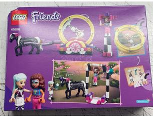 LEGO FRIENDS 41686 - ACROBAZIE MAGICHE SCATOLA ROVINATA