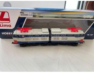 Lima HL2040 Locomotore E.656-Fs Modellismo SCATOLA ROVINATA