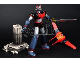 Mazinger Z Metallotech 06 Blu/black Ver Action Figure High Dream