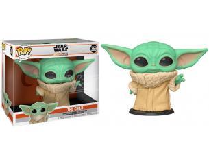 Star Wars Mandalorian Funko POP Vinile Figura Yoda Bambino 25cm SCATOLA ROVINATA