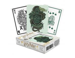 Harry Potter Playing Cards Serpeverde Aquarius