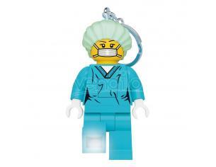 Lego Classic Light-up Portachiavi Surgeon 8 Cm Joy Toy