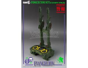 Evangelion: New Theatrical Edition Robo-Dou Accessory Pack For Action Figures ThreeZero