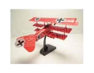New Ray 20223 Skypilot 1^ War Etyle Fokker Dr. 1 Rosso 1/48 Modellino