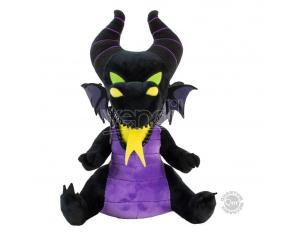Disney Zippermouth Peluche Figura Maleficent 20 Cm Quantum Mechanix