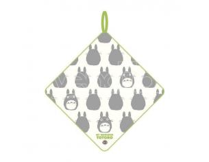 My Neighbor Totoro Mini Asciugamano Big Totoro Silhouette 33 X 33 Cm Marushin