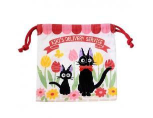 Kiki's Delivery Service Laundry Storage Bag Jiji & Kitten 20 X 19 Cm Marushin