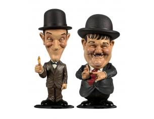 Laurel E Hardy Mini Bobble-head 2-pack Suits 8 Cm Big Chief Studios