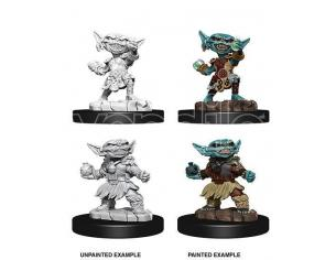 Pathfinder Battles Deep Cuts Unpainted Miniatures Female Goblin Alchemist Case (6) Wizbambino