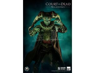 Court Of The Dead Action Figura 1/6 Malavestros 26 Cm Threezero