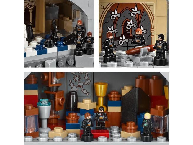 LEGO HARRY POTTER 71043 - HARRY POTTER: CASTELLO DI HOGWARTS