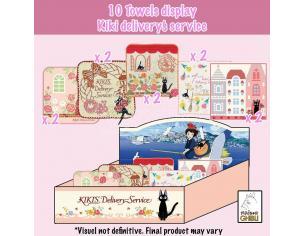 Kiki's Delivery Service Mini Towels 25 X 25 Cm Display (10) Marushin