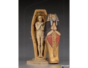 Universal Monsters Art Scale Statua 1/10 The Mummy 25 Cm Iron Studios