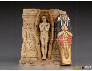 Universal Monsters Deluxe Art Scale Statua 1/10 The Mummy 25 Cm Iron Studios