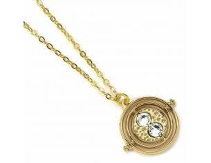Harry Potter Pendant & Collana Fixed Giratempo (gold Plated) Carat Shop, The