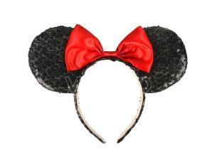 Disney Minnie Premium Paillettes Fascia Per Capelli Cerdà
