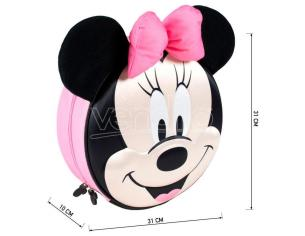 Disney Minnie 3d Premium Zaino 27cm Cerdà