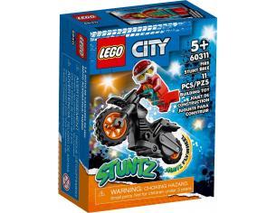 LEGO CITY 60311 - STUNT BIKE ANTINCENDIO