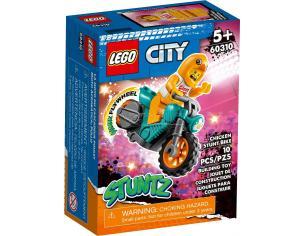 LEGO CITY 60310 - STUNT BIKE DELLA GALLINA