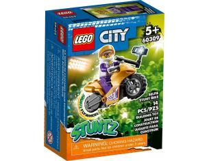 LEGO CITY 60309 - STUNT BIKE DEI SELFIE