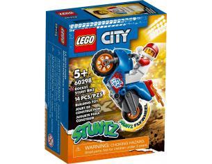 LEGO CITY 60298 - STUNT BIKE RAZZO