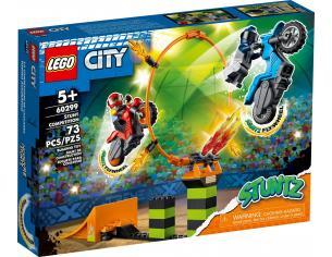 LEGO CITY 60299 - COMPETIZIONE ACROBAZIE