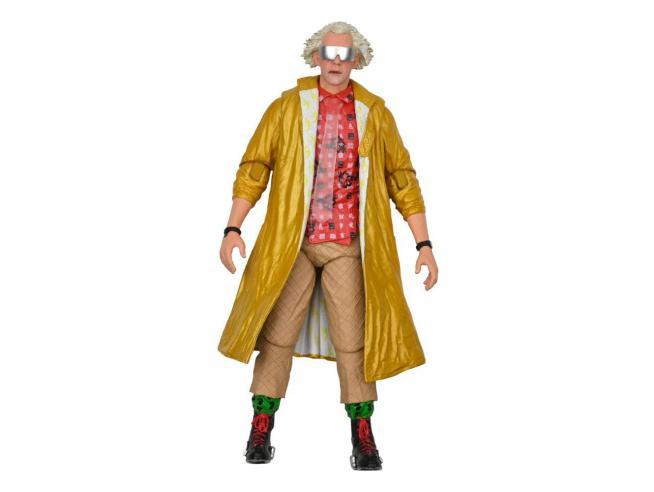 Ritorno Al Futuro 2 Figura Ultimate Doc Brown (2015) 18 Cm Neca