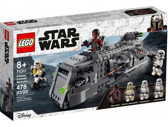 LEGO STAR WARS 75311 - MARAUDER CORAZZATO IMPERIALE