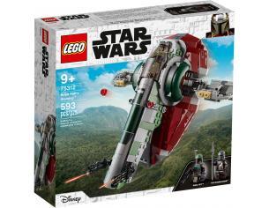 LEGO STAR WARS 75312 - ASTRONAVE DI BOBA FETT