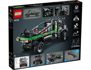 LEGO TECHNIC 42129 - CAMION FUORISTRADA 4X4 MERCEDES-BENZ ZETROS