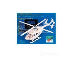 Weico 80136 Elicottero Alimentazione Solare Modellino SCATOLA ROVINATA