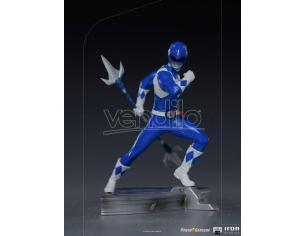 Power Rangers Bds Art Scale Statua 1/10 Blue Ranger 16 Cm Iron Studios