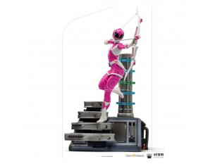 Power Rangers Bds Art Scale Statua 1/10 Pink Ranger 23 Cm Iron Studios
