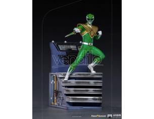 Power Rangers Bds Art Scale Statua 1/10 Green Ranger 22 Cm Iron Studios