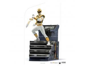 Power Rangers Bds Art Scale Statua 1/10 White Ranger 22 Cm Iron Studios
