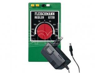 Fleichmann 6725 Regolatore di Velocità Elettronico 0-14 V 0.6 A con Trasformatore SCATOLA ROVINATA