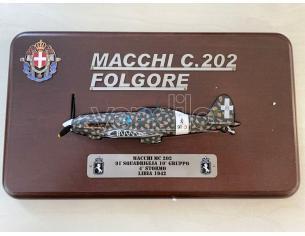 T&D 5037 Macchi MC 202 10° Gruppo 4° Stormo Modellino SCATOLA ROVINATA