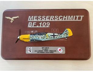 T&D 5016 BF-109 E 6/JG51 Obit.Josef Pips Priller SCATOLA E PRODOTTO ROVINATO