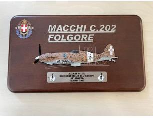 T&D 5038 Macchi MC 202 155°Gruppo 51° Stormo SCATOLA ROVINATA