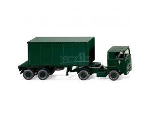WIKING WK069624 Ford Transcontinental Container Modellino SCATOLA ROVINATA