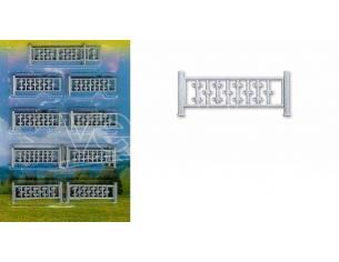 Noch 13150 Recinzione per Giardino 82 cm SCATOLA ROVINATA