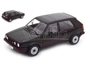 MODELCARGROUP MCG18202 VW GOLF II GTI BLACK 1:18 Modellino