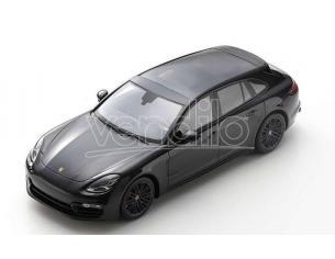 SPARK MODEL S18219 PORSCHE PANAMERA GTS SPORT TURISMO 2018 BLACK 1:18 Modellino