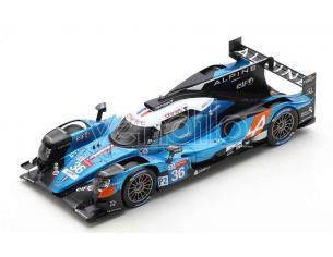 SPARK MODEL S18555 ALPINE A470 N.36 8th LM 2020 T.LAURENT-A.NEGRAO-P.RAGUES 1:18 Modellino