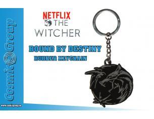 NETFLIX THE WITCHER BOUNDED RUBBER KEYC. PORTACHIAVI JINX
