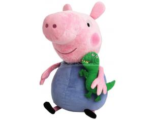 George Peppa Pig Peluche 40 cm TY