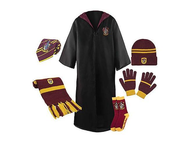 Harry Potter Set di 6 Articoli di Abbigliamento Grifondoro Distrineo