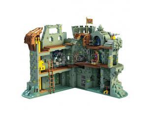 Masters Of The Universe Mega Construx Probuilders Construction Set Castle Grayskull Mattel