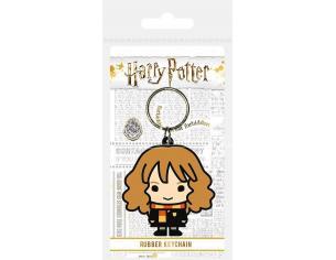 Harry Potter Rubber Portachiavi Chibi Hermione 6 Cm Pyramid International